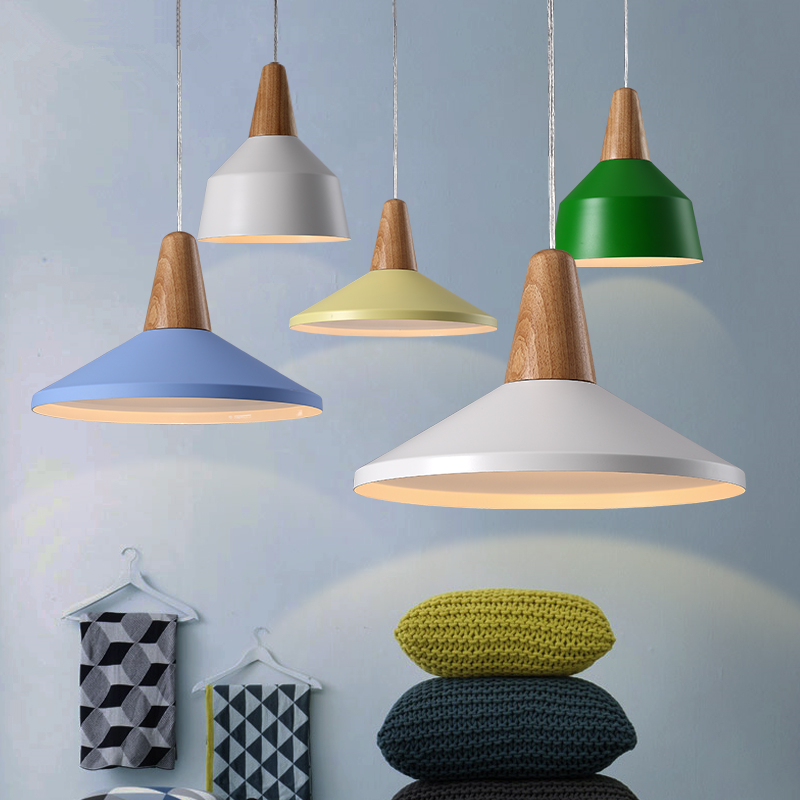 Nordic Pendant Light bar amps bedroom lamp creative personality simple restaurant Pendant Lights hanging lights nordic restaurant led pendant lamp creative modern ball pendant lights cafe bar bedroom bedside aisle hanging lights fixtures