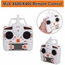 MJX X400 X600 6-axis Gyro 4CH RC Quadcopter Drone Helicopter Remote Control