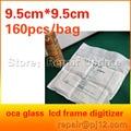 9*9 Pulgadas 150 unids/lote Cleanroom Wiper No Paño de Papel Libre de Polvo Con una Botella de Alcohol Para El Ordenador Portátil Del Teléfono PCB electrónica LCD de Reparación