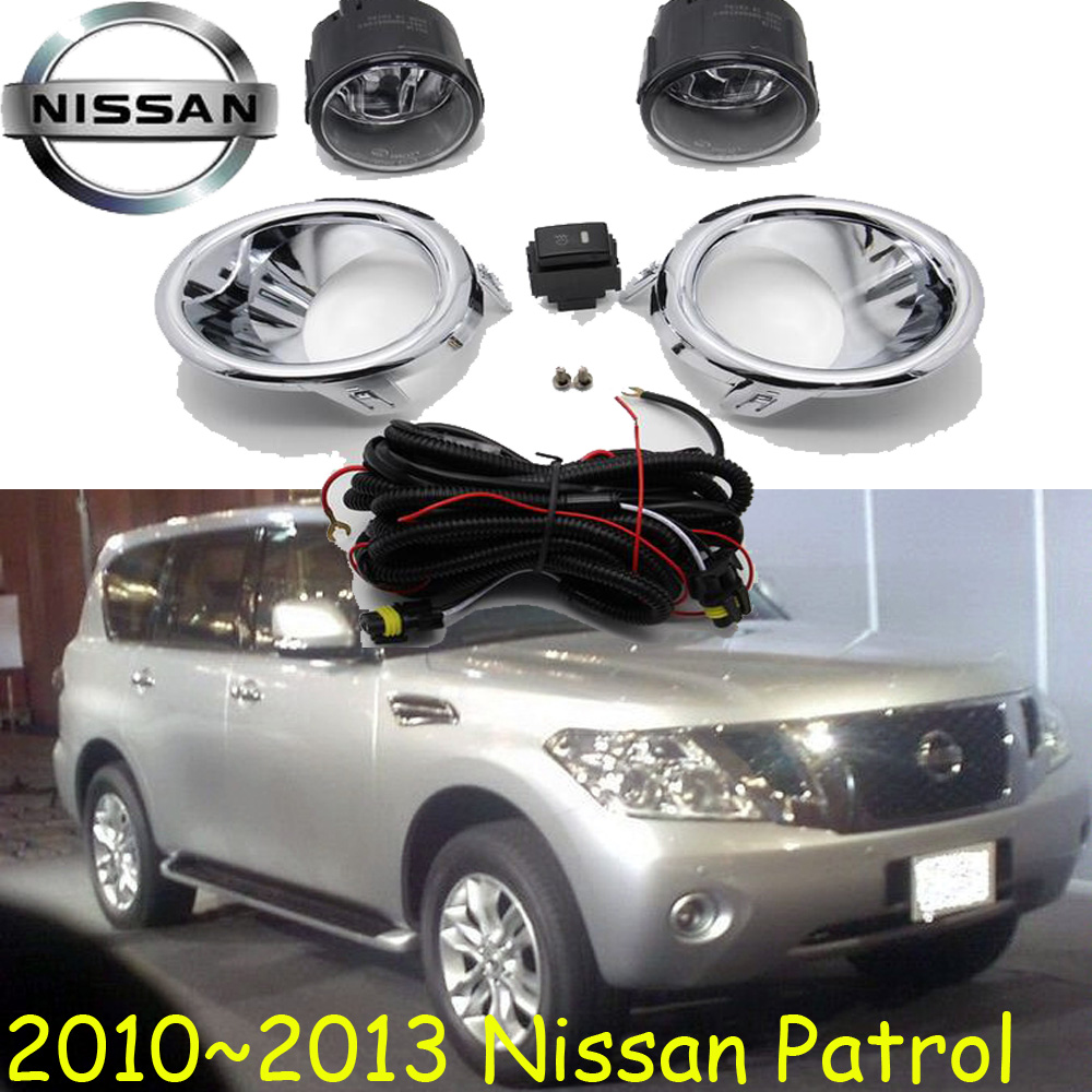 car-styling,Patrol halogen light,2003~2013,Free ship!2pcs,Patrol fog light;car-covers,Patrol headlight,Patrol patrol patrol pa050agiej11