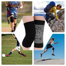 New Sports Knee Pads Running Knee Pads Protective Gear Knee Braces For Basketball Football Climbing Running For Man And Women цена