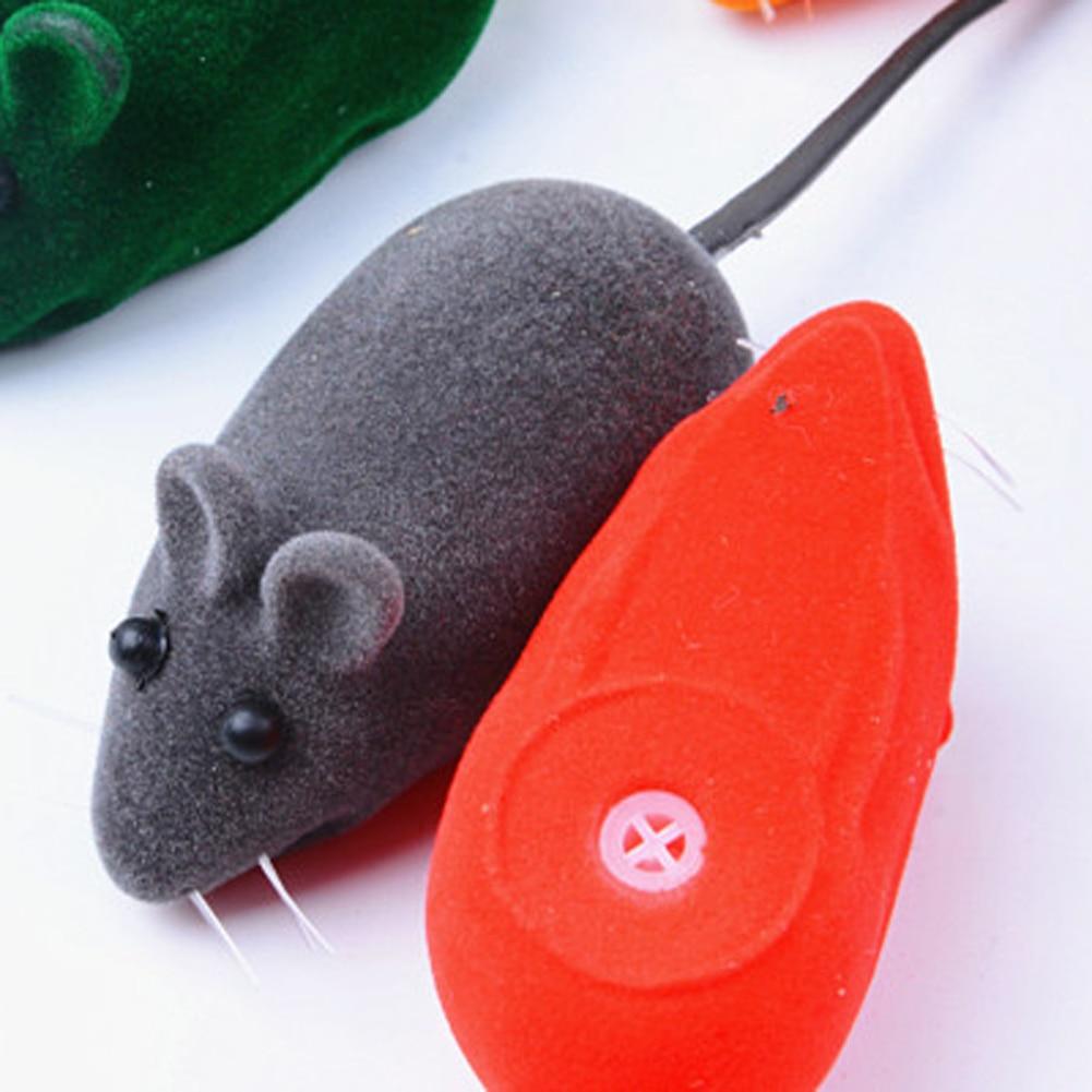 jouet chat souris bruit
