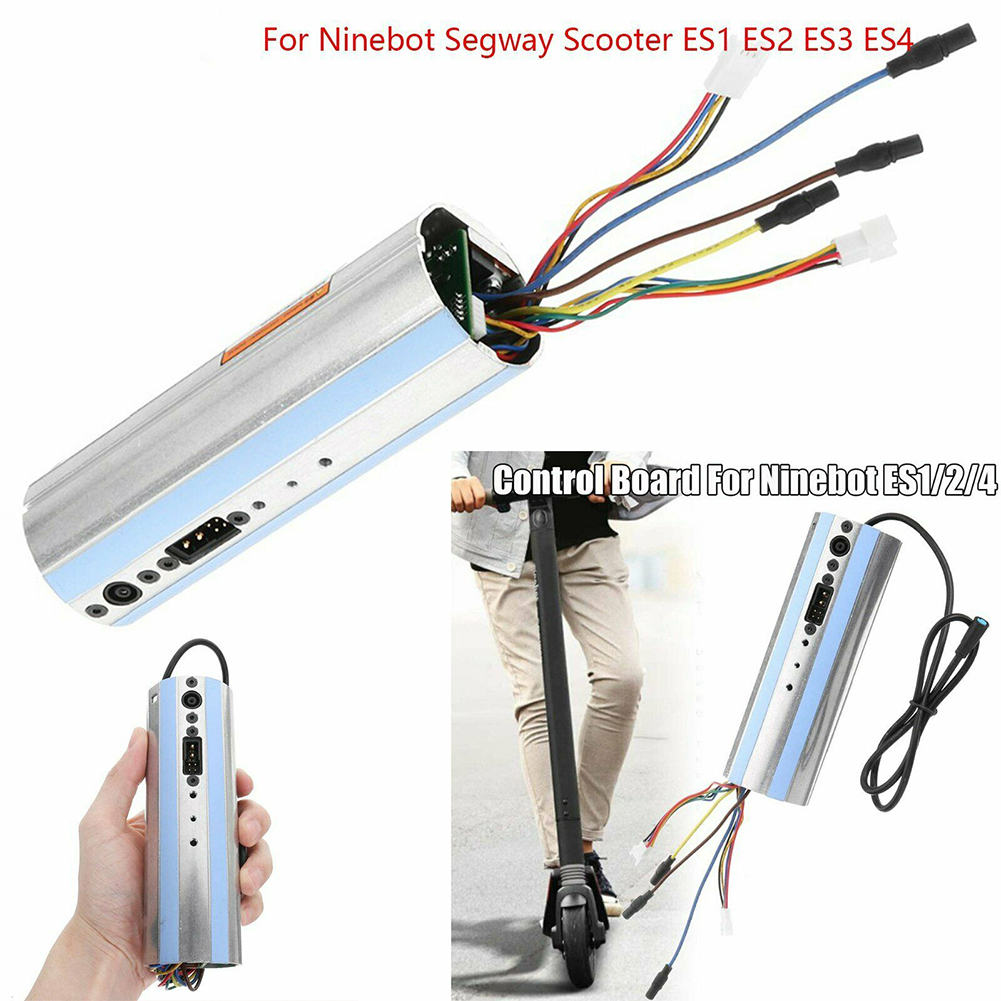 La Asamblea fácil de instalar principal Bluetooth circuito de Scooter eléctrico de Control de piezas de accesorios para Ninebot ES1/2/ 3/4 - 6