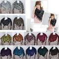 Бесплатная доставка мода женщин арабская Shemagh куфия палестина шарф платок Kafiya Hot 12 цветов