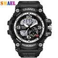 Мужские фирменные часы  часы для плавания  модные спортивные часы  светодиодные наручные часы  мужские водонепроницаемые цифровые наручные...