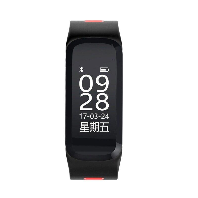 696 F4 reloj pulsera inteligente presión arterial Frecuencia Cardíaca deportes Fitness Tracker