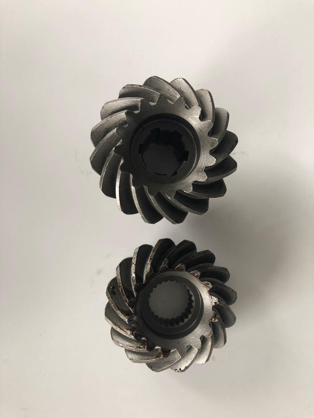Drive bevel gear master and slave gear For Kazuma Xinyang 500 500CC Jaguar atv utv engine parts