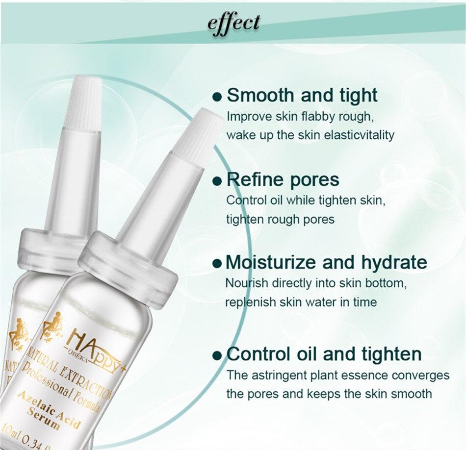 Controle de Óleo Diminuir Os Poros Rosto