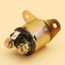 STARTER RELAY SOLENOID FOR HONDA GX390 GX340 GX240 GX270 ENGINE CHINESE 177F 188F 190F 8HP 9HP 11HP 13HP 5 - 6.5 KW GENERATOR recoil starter cup hand recoil pull starter assembly fit for honda gx340 11hp gx390 13hp generator pump engine parts