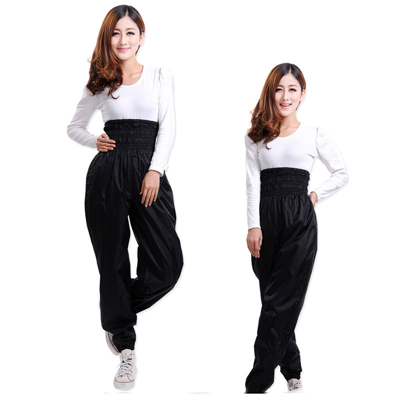 Women Aerobics Clothing   Capris   Weight Loss Suit Slimming   Pants   Gym Sauna Suit Women Sauna   Pants     Pant   Sportwear MLXL2XL3XL