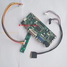 "Kit For LP140WH2-TLA2 LED LCD 1366*768 Audio card DIY 40pin LVDS 14"" DVI Panel Controller board HDMI VGA Screen Monitor"