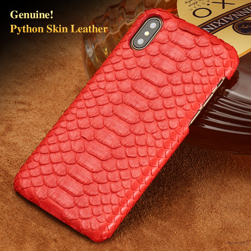 Wangcangli brand cell phone case natural python skin cover phone case for iphone 7Plus cell phone cover all handmade custom Wangcangli brand cell phone case natural python skin cover phone case for iphone 7Plus cell phone cover all handmade custom