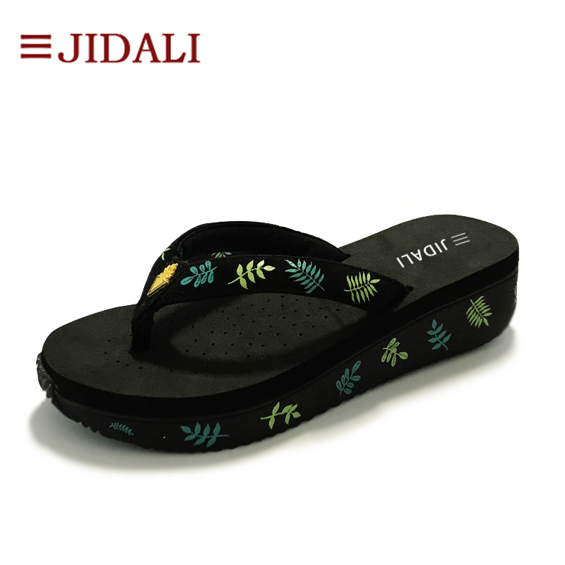 Unisex V Flip Flops House Holiday Sea Palm Trees Lights Evening Personalized Summer Slipper