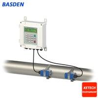 TUF2000S Digital Water Flow Meter