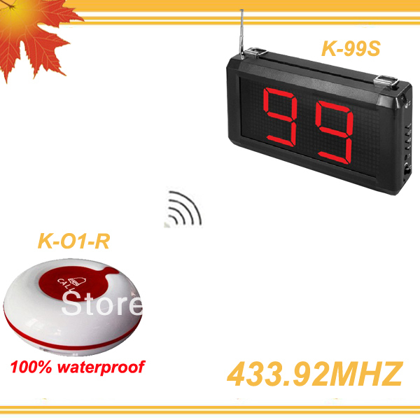1Set 99 Zones Nurse panel hospital calling system 99S w 5pcs Nurse call button LED size 295x157x42mm free shipping free