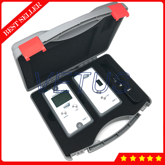 Digital Split Transmittance Meter Dual Mode Window Tint Meter LS110