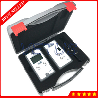 Digital Split Transmittance Meter Dual Mode Window Tint Meter LS110