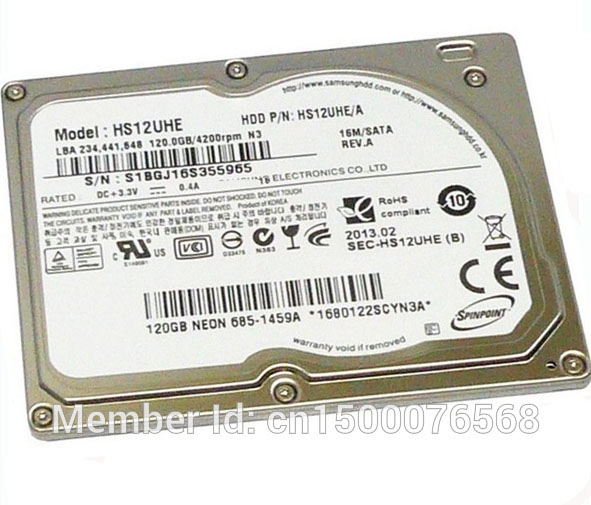 NUOVO 1.8 HS12UHE LIF SATA 120 GB hard disk driver per Macbook air 2009 anno A1304 MB543 mc233 mc234 MB940NUOVO 1.8 HS12UHE LIF SATA 120 GB hard disk driver per Macbook air 2009 anno A1304 MB543 mc233 mc234 MB940