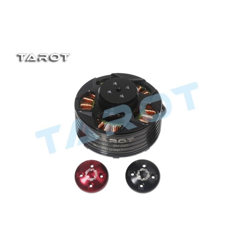 TATOR-RC 6115 320KV Self-locking CW CCW thread Brushless motor BLACK Red cover TL4X003 TL4X005