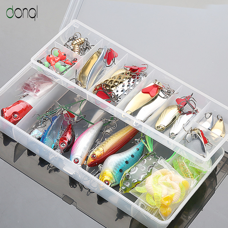 109pcs Mixed Colors Fishing Lures Spoon Bait Metal Lure Kit iscas Artificias Hard Bait Fresh Water Bass Pike Bait Fishing Geer 10pcs 21g 14g 10g 7g 5g metal fishing lure fishing spoon silver and gold colors free shipping