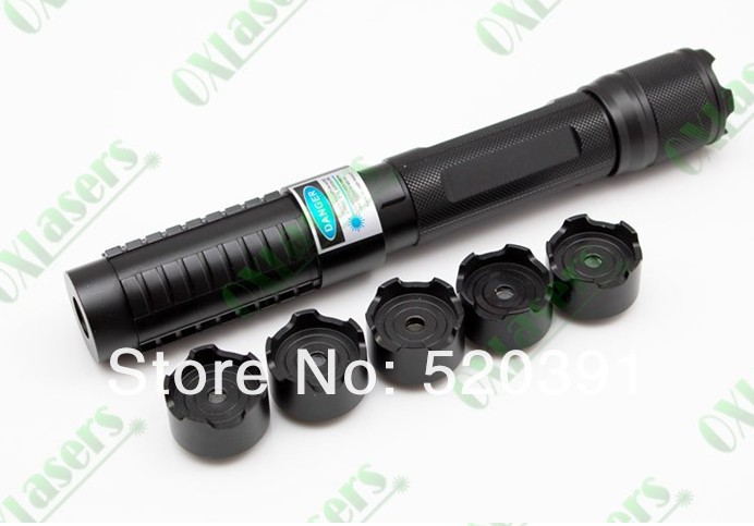 NEW! AAA Blue Laser Pointers 200000mw 200W 450nm burning match/dry wood/candle/black/cigarettes+Free glasses+charger+gift box