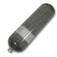 Ac168 Pcp Paintball Ausrüstung 6.8L Gas Tank Druckluft Hochdruck Zylinder/Carbon 4500 Psi Verbund Zylinder M18 * 1 5