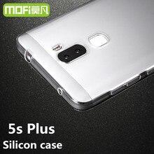 Xiaomi mi5s plus case TPU cover MOFi mi 5s plus case silicon soft back cover 5splus case 5.7 coque pro prime Snapdragon 821
