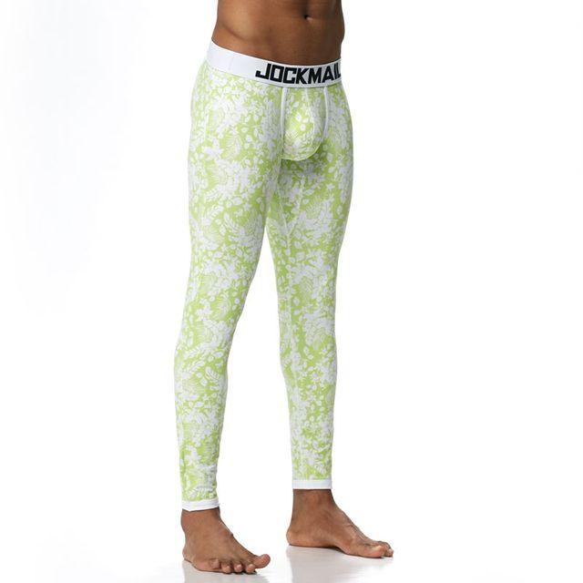 JOCKMAIL Brand New Thermal Underwear Mens Long Johns Men Cotton Autumn Winter Shirt+pants 2 Piece Set Warm Thick HOT SALE
