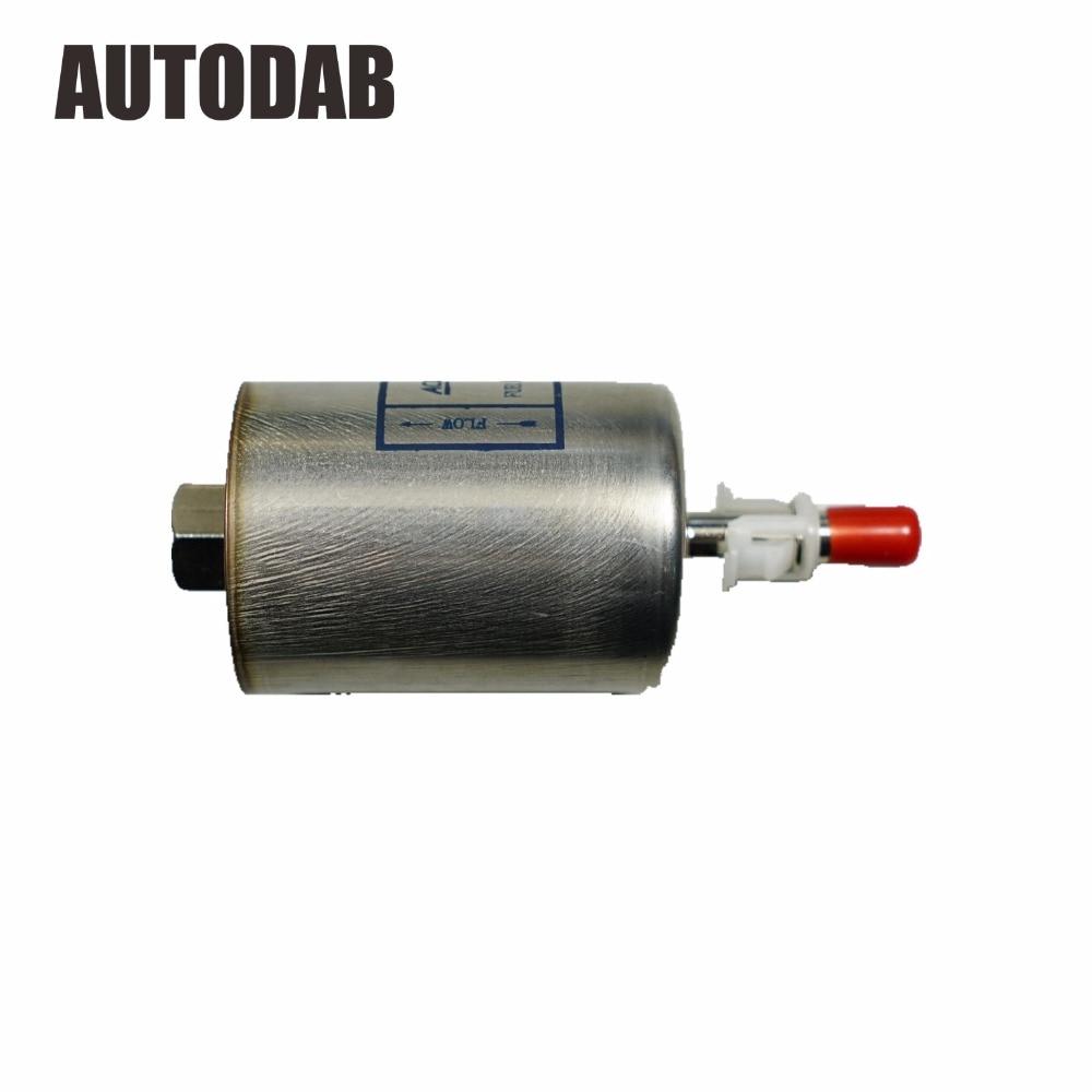 fuel filter for CADILLAC CTS SEVILLE XLR Chevrolet IMPALA CAMARO PONTIAC  GRAND SUNFIRE BONNEVILLE 25121293 Q22