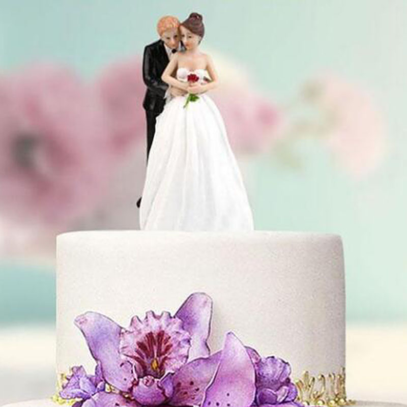 1st Wedding Anniversary Decoration Ideas At Home: Creative Decoration Romantic Wedding Anniversary Cake