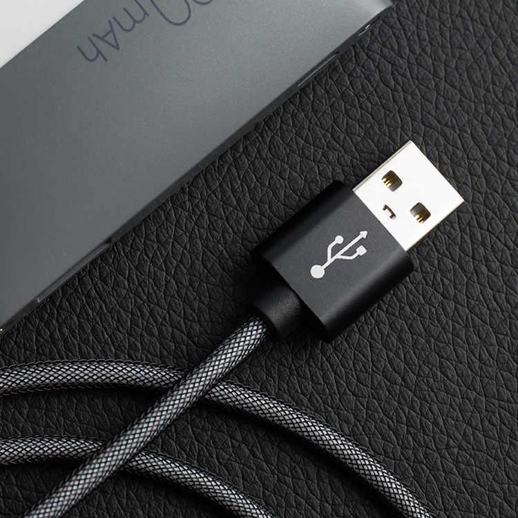 USB Tipe C Kabel untuk Xiaomi Redmi Note 7 USB-C Pengisian Cepat Ponsel Tipe-C Kabel untuk Samsung Galaxy S9 s8 PLUS