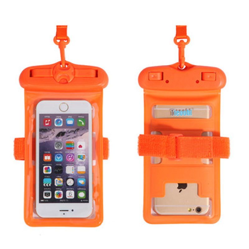Waterproof Drifting Universal Phone Bag Swimming Driving Touch Screen - Arts, Crafts and Sewing - Photo 4