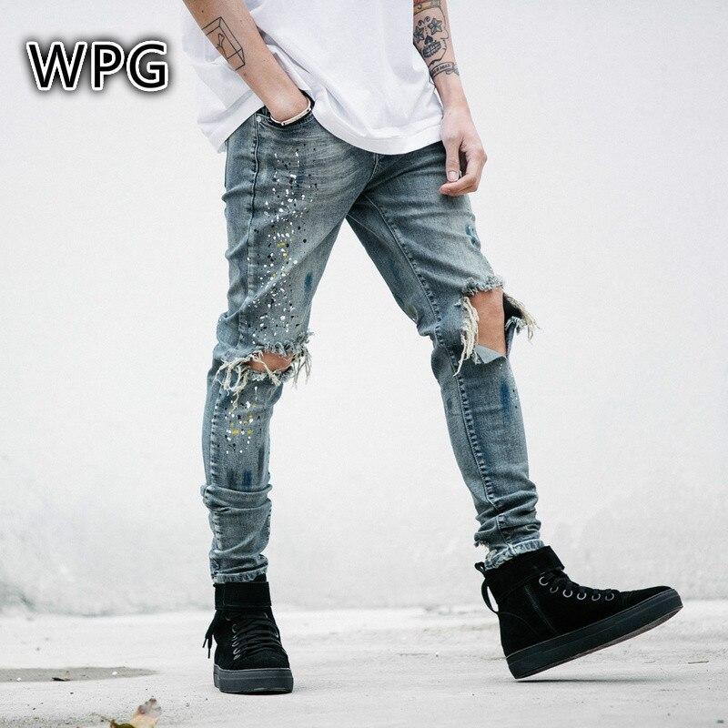 Cheap Black Skinny Jeans For Men