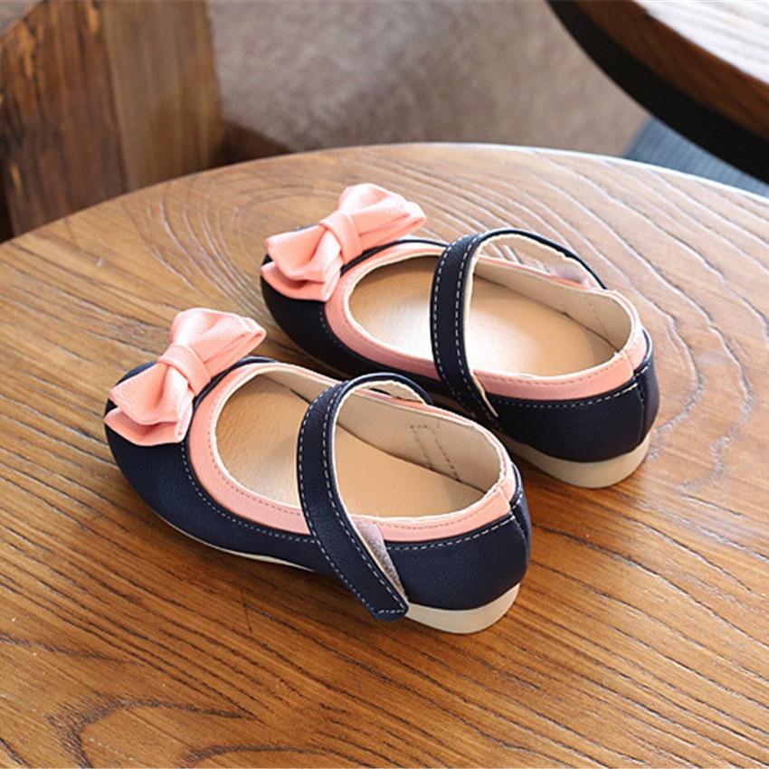 BOKEN Baby Girl Party Princess Schoenen PU lederen schoenen Student - Kinderschoenen - Foto 2