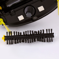1 Pair Bristle Brush For LG Hom Bot VR6270LVM VR65710 VR6260LVM VR Series Robot Cleaners