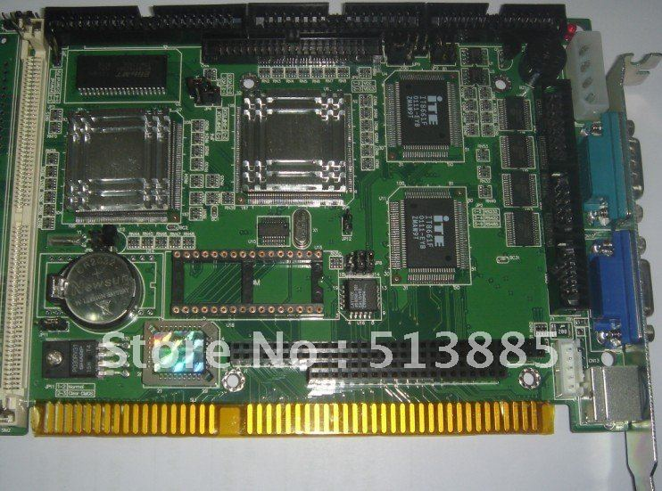 Image 4 - SBC 357/4M is an all in one single board computer motherboard with an onboard flat panel-in Industrial Computer & Accessories from Computer & Office