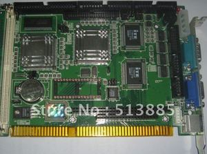 Image 4 - SBC 357/4M is an all in one single board computer motherboard with an onboard flat panel