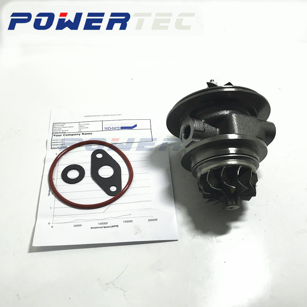 Balanced TD04L chra Turbo cartridge repair kits 49377 07000 for Iveco Daily III 2 8 TD