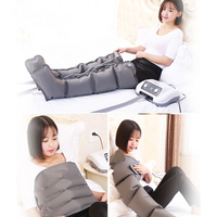 Electric Air Compression presoterapia Foot Massager Waist Leg Arm air pressure massager lymphatic massage machines