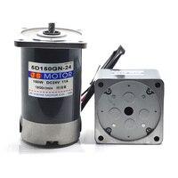 JS 5D150GN 24 DC12V / 24V 150W Miniature DC gear motor gear motor Power Tools / DIY Accessories