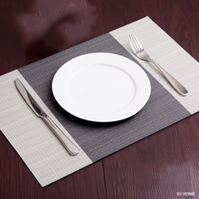 Pack of 4Pcs Placemats Kitchen Dinning Table Place Mats Non-Slip Dish Bowl Placement Heat Stain Resistant Table Decorative Mat