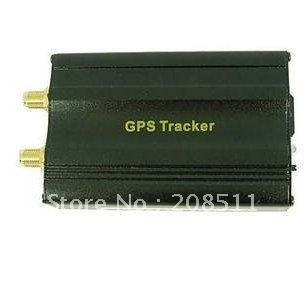 Wholesale REAL TIME GPS/GPRS/GSM TRACKER,TK103, PERSONAL TRACKER, SMALLEST GPS TRACKER &Free Shipping