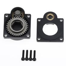 Электрический ротостартер RC Двигатель Nitro 21 E-Starter box Backplate задняя крышка 1/8 To1/10 Rc модель автомобиля 15-21 Nitro двигатель