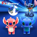 Desenhos animados Lilo & Stitch USB Flash Drives 4 GB 8 GB 16 GB 32G 64G Pen Drive de memória vara pendrive usb stick
