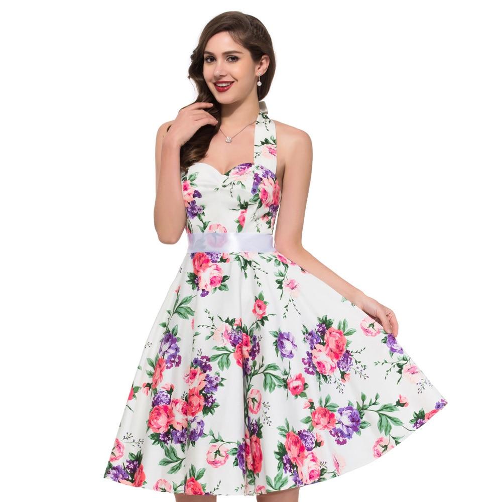 60s inspired summer dresses