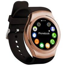 High quality G3 Bluetooth font b Smart b font Watch MTK2502c IPS screen SIM card Hear