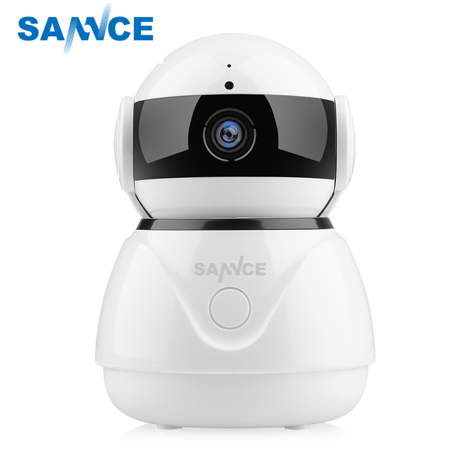 US $26 99 55% OFF|SANNCE 1080P FHD Smart Wireless PT Security IP Camera  Baby Monitor Wifi Camera Home Security Night Vision Video Surveillance  Cam-in