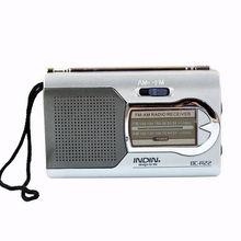 Утренний динамик Walkman плеер BC-R22 портативный AM/FM радио приемник встроенный динамик мини радио подарок на год