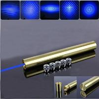 Wysokiej mocy 100000 mw 100 w 450nm niebieski Laser beam latarka niebieski wskaźnik laserowy Poważne oparzenia mecz cięcia Zapalonego papierosa plastikowe