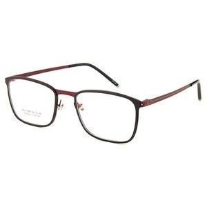 Image 2 - نظارة إطار معدنية ذات حافة كاملة من Gmei طراز LF2016 نظارات للنساء والرجال نظارات